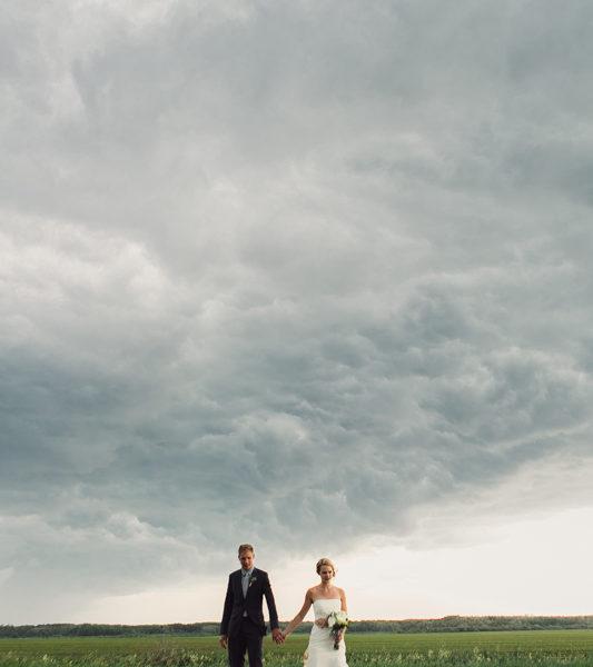 Congrats Kaitlyn and Bryan / Hawthorn Estates Wedding, Manitoba