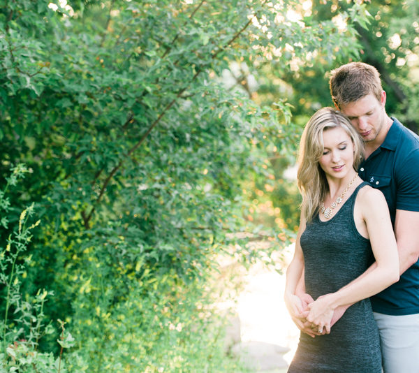 Sneak Peek from engagment session this evening with Alexis and Erik! Assiniboine Park, Winnipeg, Manitoba